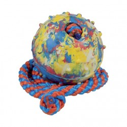 Ball, 5 cm, with 50 cm string