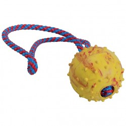 Ball, 6 cm, with handle