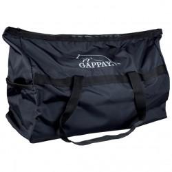 Equipment bag for helpers, black
