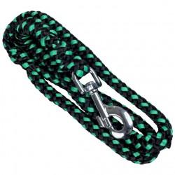 Nylon leash, 12 mm, length 80 cm