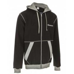 RELAX zipped sweatshirt, mens